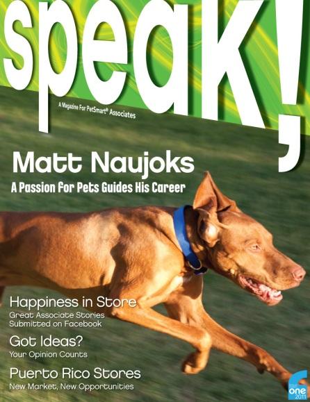 PetSmart - Corporate Magazine
