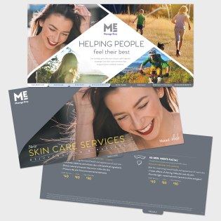 Massage Envy Services and Pricing - Flip Book